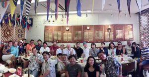 クラブハウスイベント 餃子パーティ開催